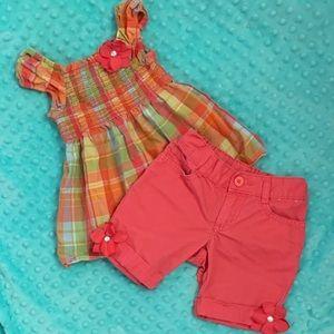 Gymboree size 3 outfit set